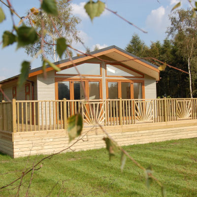 Timber Lodges Yorkshire