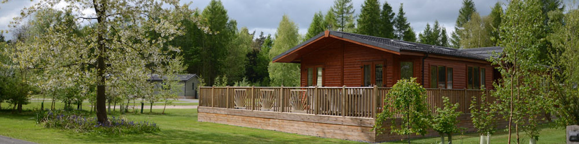Spacious and secluded holiday homes