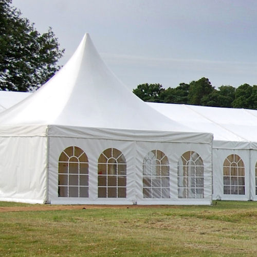 out door wedding marquee venue york selby