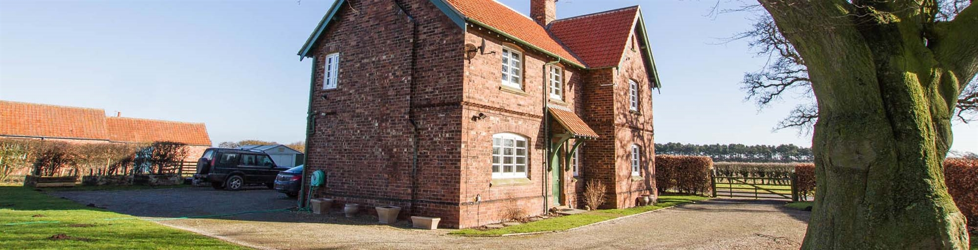 residential cottage and farmhouses to let York North Yorkshire