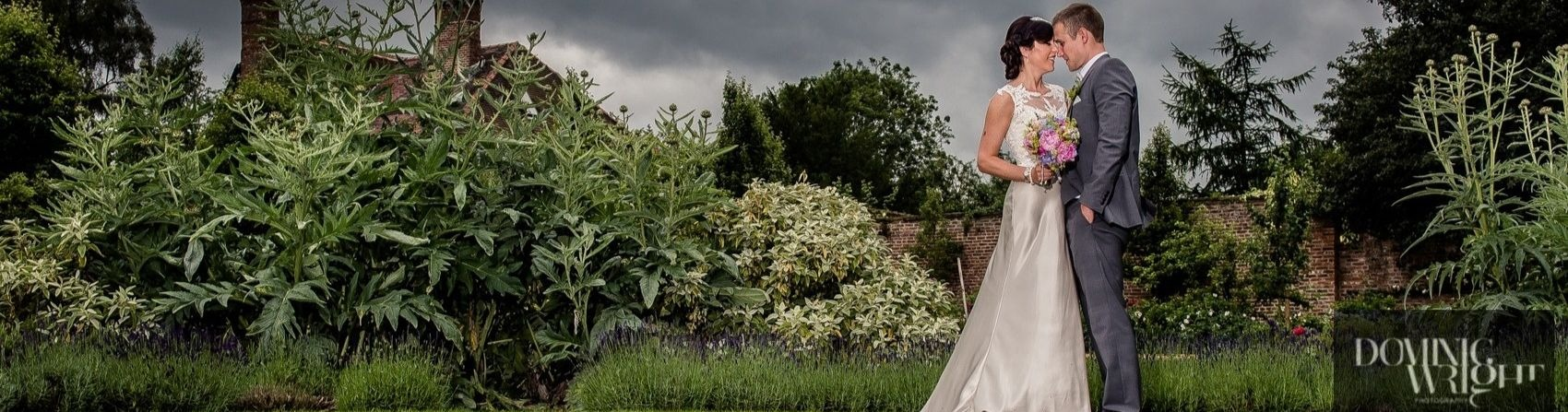 Wedding garden venue York and Selby